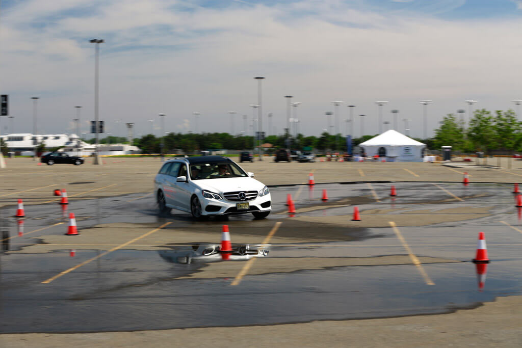 Drive Safer Car Control and Defensive Driving Course